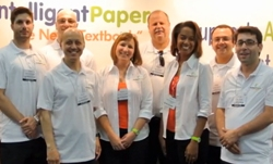 Intelligent Papers exhibits at ISTE 2013 in San Antonio
